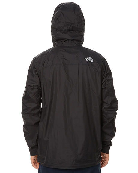 TNF BLACK MENS CLOTHING THE NORTH FACE JACKETS - NF0A2VD3KX7