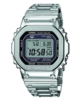 FULL METAL MENS ACCESSORIES G SHOCK WATCHES - GMWB5000D-1DFMET