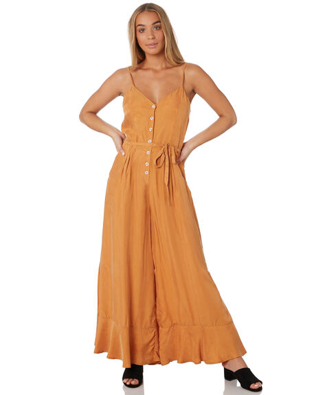 BUCKWHEAT WOMENS CLOTHING SANCIA PLAYSUITS + OVERALLS - 821ABUCK