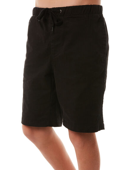 BLACK KIDS BOYS SWELL SHORTS - S3183237BLACK