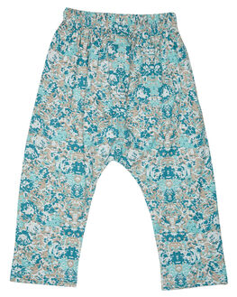 MULTI KIDS GIRLS CHILDREN OF THE TRIBE PANTS - GRPT0366MULT