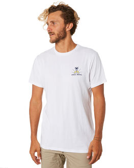 WHITE MENS CLOTHING SWELL TEES - S5193014WHITE
