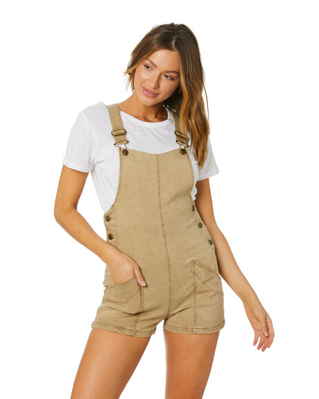 CORNSTALK OUTLET WOMENS RUSTY PLAYSUITS + OVERALLS - MCL0344CNL