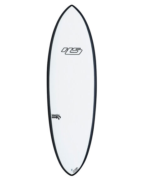 CLEAR BOARDSPORTS SURF HAYDENSHAPES GSI SURFBOARDS - HS-HYPTOFFV-0606-CL1