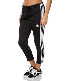 BLACK WOMENS CLOTHING ADIDAS ORIGINALS PANTS - AY5239BLK