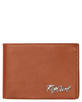 BROWN MENS ACCESSORIES RIP CURL WALLETS - BWLMQ10009