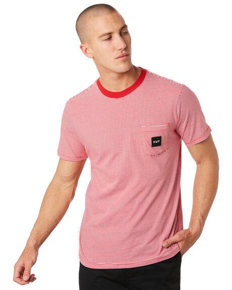 CAYENNE MENS CLOTHING HUF TEES - KN00102-CAYNE