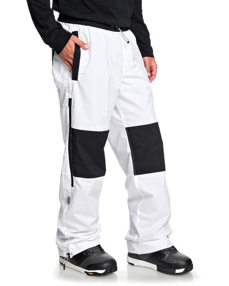 WHITE BOARDSPORTS SNOW DC SHOES MENS - EDYTP03046-WBB0