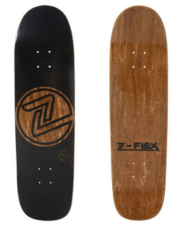 BLACK SKATE DECKS Z FLEX  - ZFX1003BLK