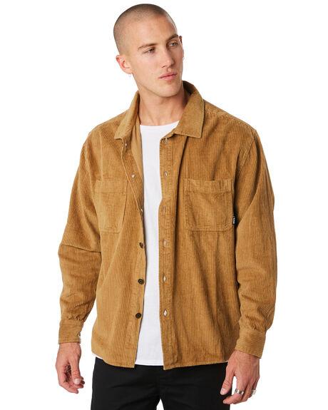 CAMEL MENS CLOTHING DEPACTUS SHIRTS - D5194168CAMEL