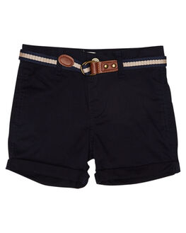 NAVY KIDS BOYS ROOKIE BY THE ACADEMY BRAND SHORTS - R19S613NVY