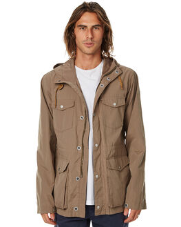 TAUPE MENS CLOTHING ACADEMY BRAND JACKETS - 17W235TAUPE