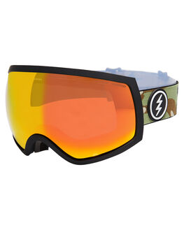 CAMO BROSE RED SNOW ACCESSORIES ELECTRIC GOGGLES - EG0517304-BRRD