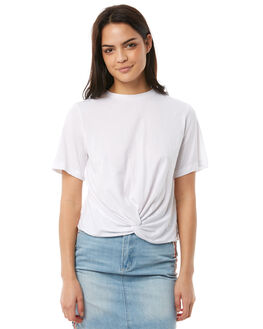 WHITE WOMENS CLOTHING THE FIFTH LABEL TEES - 40180254WHT