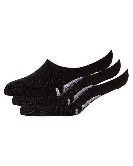 BLACK MENS CLOTHING VANS SOCKS + UNDERWEAR - VN-0XTTBLKBLK