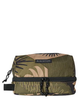 OLIVE WOODCUT PALM MENS ACCESSORIES BURTON BAGS + BACKPACKS - 153011301