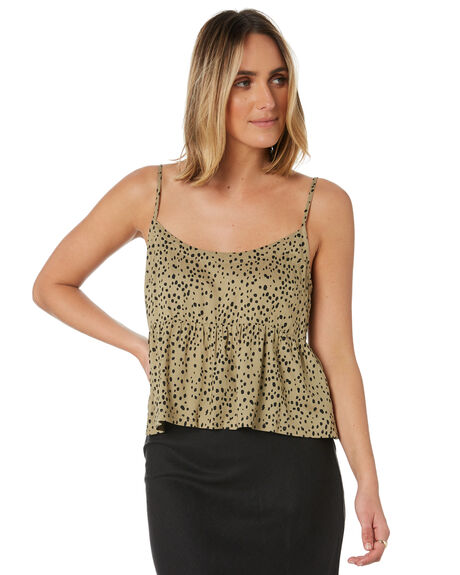 WILD SPOT OUTLET WOMENS SWELL FASHION TOPS - S8204190WLDSP
