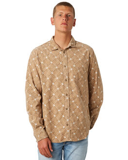TAN OUTLET MENS INSIGHT SHIRTS - 5000002679TAN