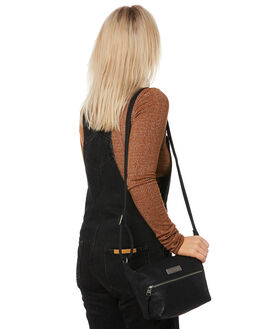 BLACK WOMENS ACCESSORIES VOLCOM BAGS + BACKPACKS - E6441975BLK