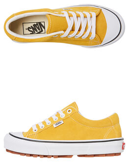 YELLOW WOMENS FOOTWEAR VANS SNEAKERS - SSVNA3MVHXMOW