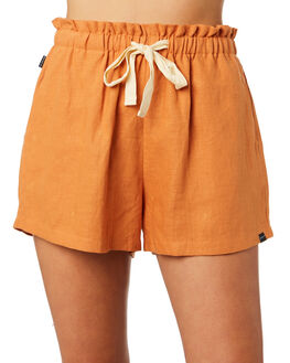 COPPER WOMENS CLOTHING RPM SHORTS - 9PWB02ACOP
