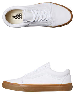 TRUE WHITE LIGHT GUM MENS FOOTWEAR VANS SNEAKERS - VN-01Z9L0GWHGM