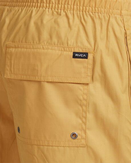 GOLDENROD MENS CLOTHING RVCA BOARDSHORTS - RV-R307401-GO6