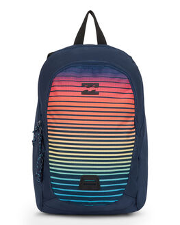 MULTI MENS ACCESSORIES BILLABONG BAGS + BACKPACKS - BB-9691006-MUL