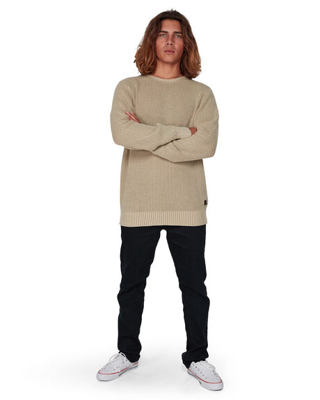 SAND MENS CLOTHING BILLABONG JUMPERS - BB-9507805-SND