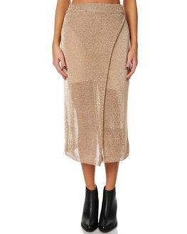 ROSE WOMENS CLOTHING SOMEDAYS LOVIN SKIRTS - SL1610830ROSE