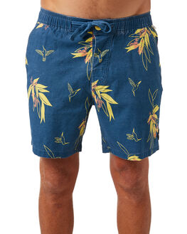 BLUE STEEL MENS CLOTHING THE CRITICAL SLIDE SOCIETY BOARDSHORTS - BS1831BLSTE