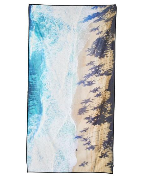 BLUE BOARDSPORTS SURF SLOWTIDE TOWELS - ST320BLU