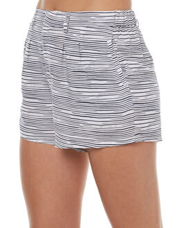 PRINT WOMENS CLOTHING ELWOOD SHORTS - W73614Z11