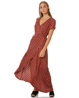 MOROCCAN ICON WOMENS CLOTHING SWELL DRESSES - S8203442MORIC