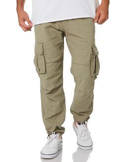 KHAKI MENS CLOTHING NENA AND PASADENA PANTS - NPMAPC001KHAK