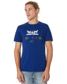 SODALITE BLUE MENS CLOTHING LEVI'S TEES - 22495-0053SDBLU