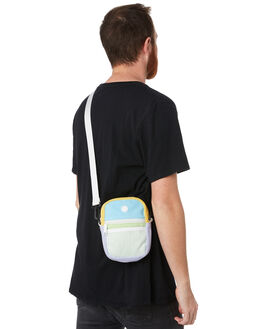 MULTI MENS ACCESSORIES THE BUMBAG CO BAGS + BACKPACKS - CB033MULT