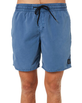 SMOKEY BLUE MENS CLOTHING VOLCOM BOARDSHORTS - A25418G0SMOBL