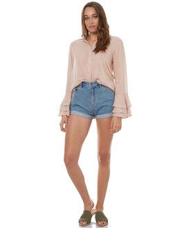 SEATTLE STONE WOMENS CLOTHING WRANGLER SHORTS - W-950873-DH4SEA