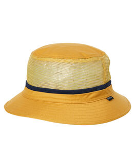 NUGGET GOLD MENS ACCESSORIES BRIXTON HEADWEAR - 00852NUGLD