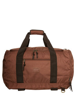 BROWN MENS ACCESSORIES BRIXTON BAGS - 05159BROWN