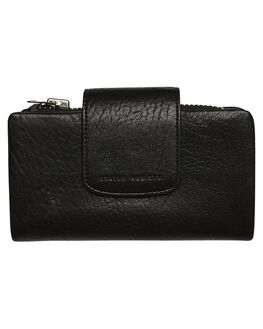 BLACK WOMENS ACCESSORIES STATUS ANXIETY PURSES + WALLETS - SA1271BLK