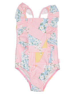 MULTI OUTLET KIDS SEAFOLLY CLOTHING - 15578T-133MUL