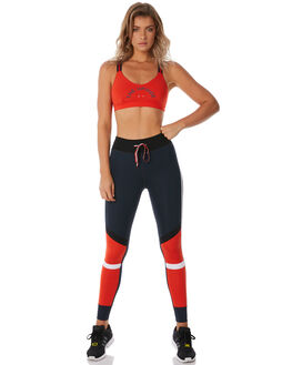 RED INDIGO WOMENS CLOTHING THE UPSIDE ACTIVEWEAR - UPL1811RDIND