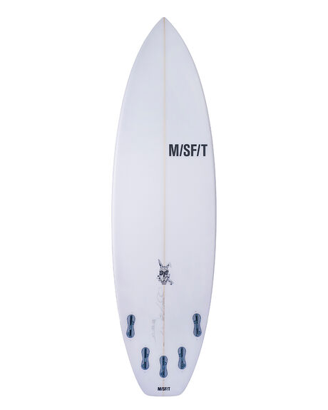 CLEAR SURF SURFBOARDS MISFIT PERFORMANCE - MAGMULE