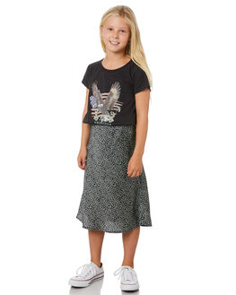 BLACK KIDS GIRLS EVES SISTER SHORTS + SKIRTS - 9550066BLK