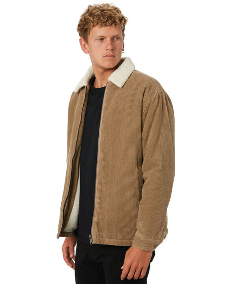 FENNEL MENS CLOTHING RUSTY JACKETS - JKM0386FNL