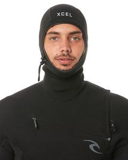 BLACK SURF WETSUITS XCEL ACCESSORIES - ATS82717BLK
