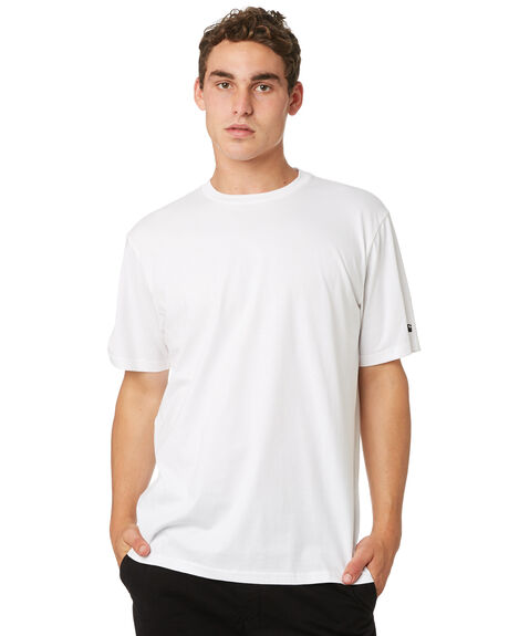 WHITE MENS CLOTHING CARHARTT TEES - I026264WHT
