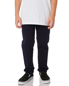 NAVY KIDS BOYS SWELL PANTS - S3193194NAVY